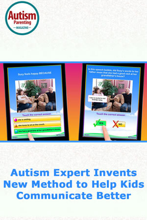 """Autism Parenting Magazine features my """"I CAN! for Autism Method™"""" and App"""