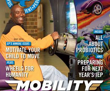 Motivate Your Child to Move!