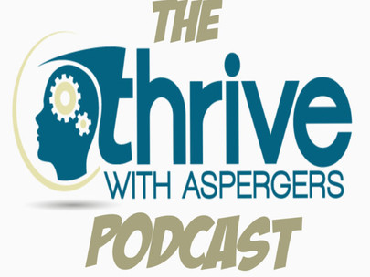 'Thrive With Aspergers' Interview