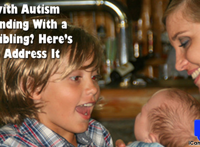 Child With Autism Not Bonding With A Baby Sibling? Here's How To Address It