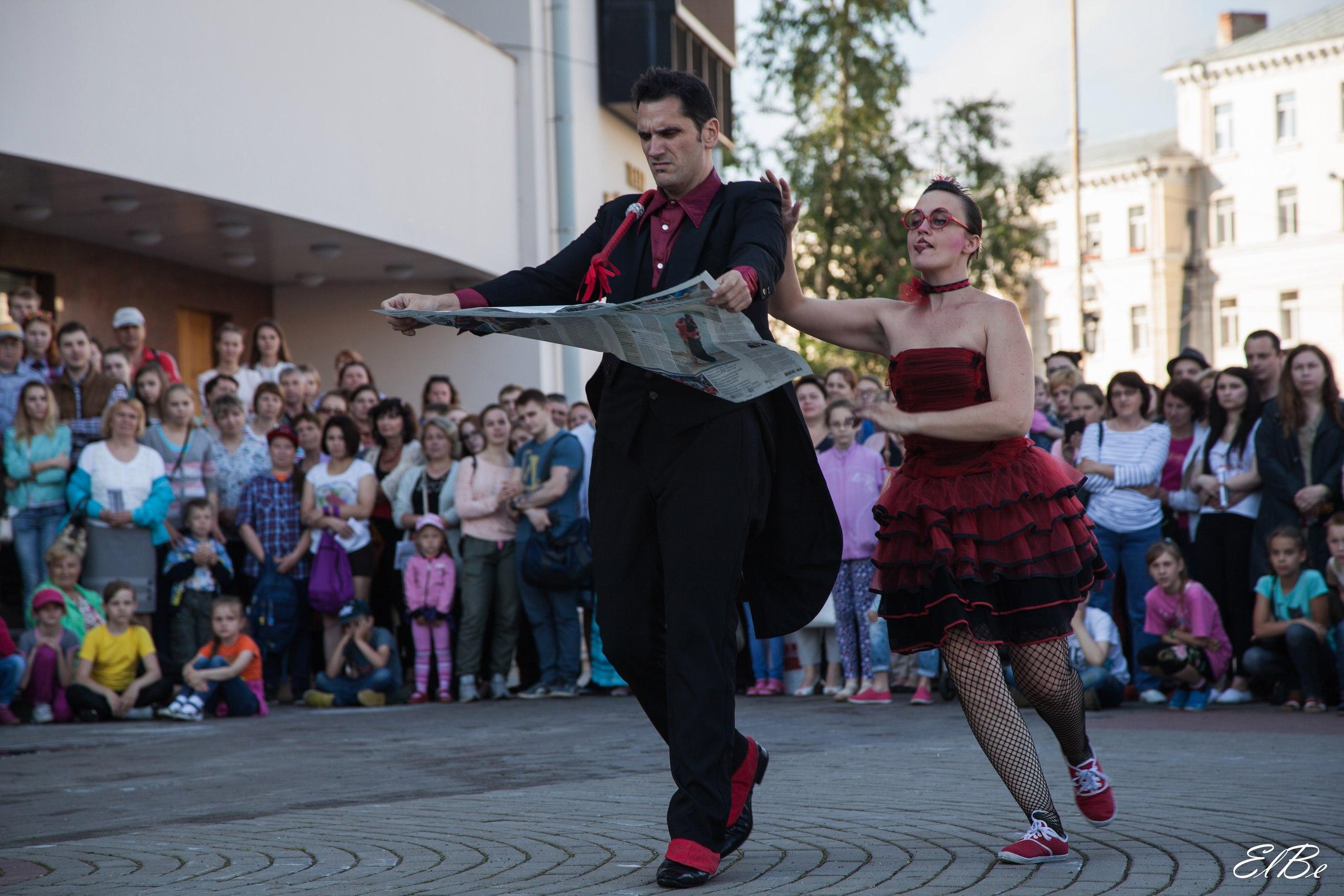 Festival in Russia
