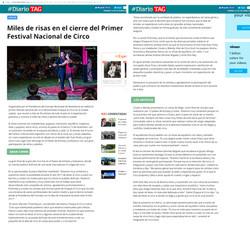 FESTIVAL CHAQUE EL CIRCO, ARGENTINA