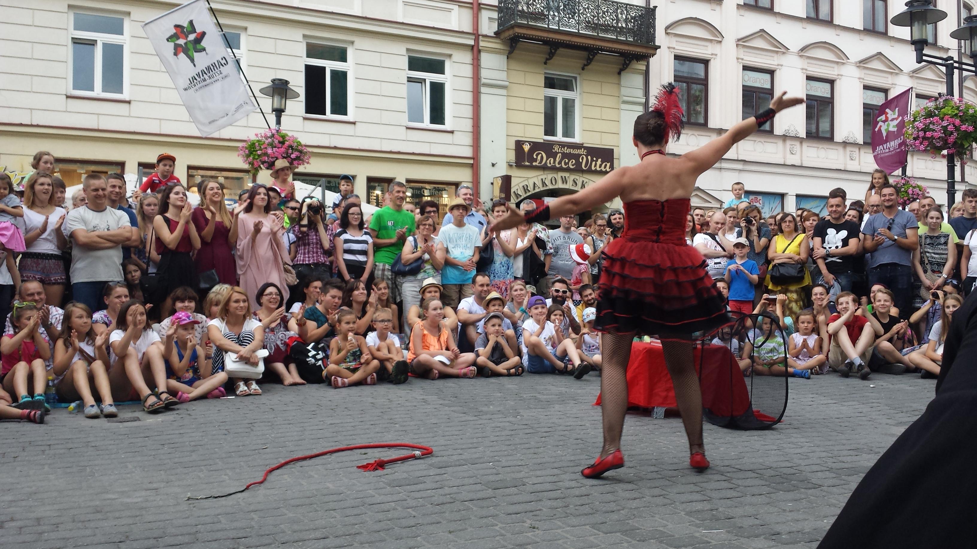 Dublin in Poland