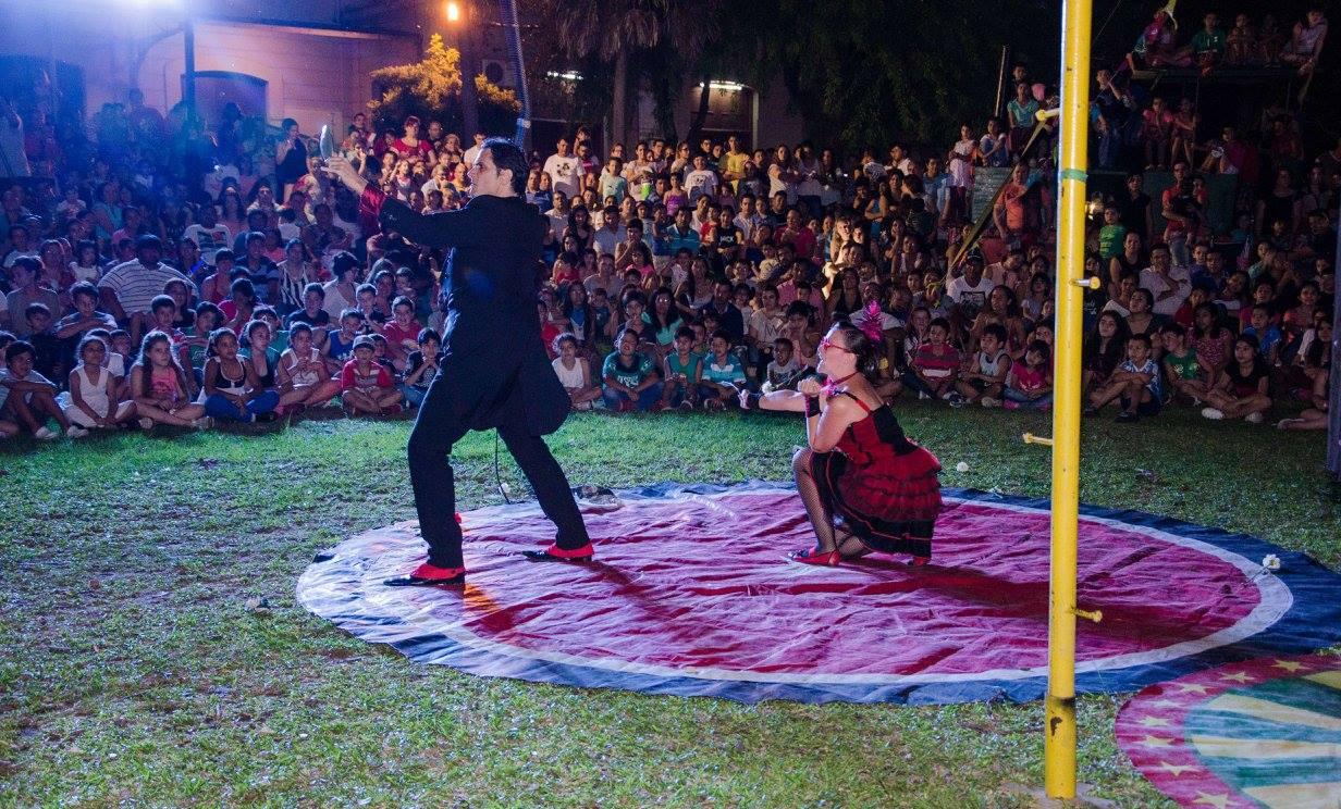 Festival Chaque el Circo