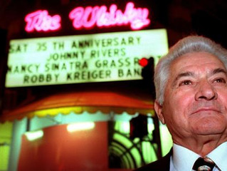 Owner of Sunset Strip landmarks Whisky a Go Go and Rainbow Bar & Grill dies at 93