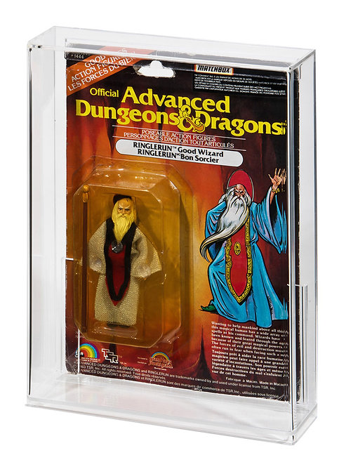 Advanced Dungeons & Dragons (LJN) MOC Display Case