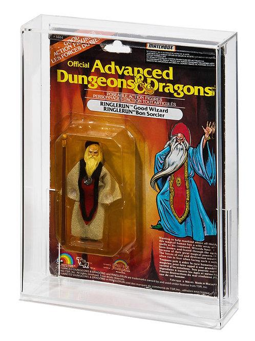 Advanced Dungeons & Dragons (LJN) MOC Display Case