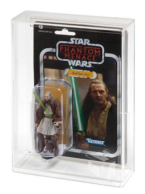 The Vintage Collection Carded Action Figure Display Case