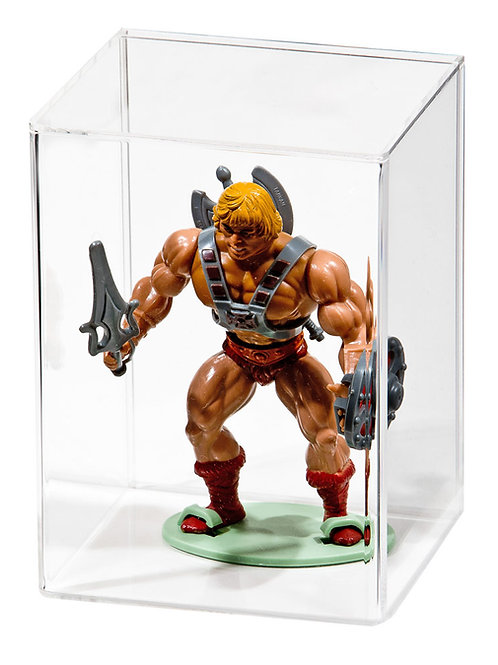 """Loose Action Figure Display Case - 6"""""""