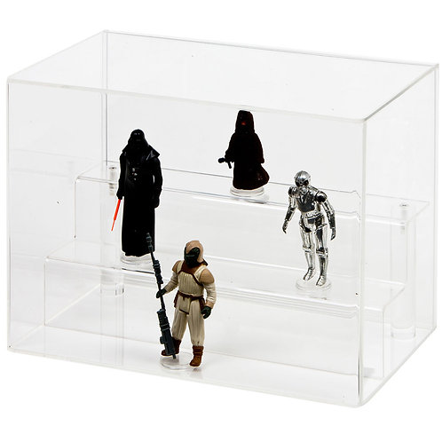 Multi-Purpose Large Display Case - Create Your Own Display