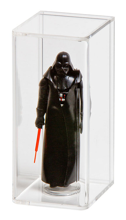 Loose Action Figure Display Case - Tall 3 3/4""