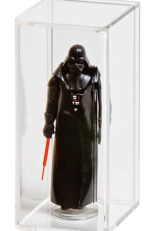 """Loose Action Figure Display Case - Tall 3 3/4"""""""