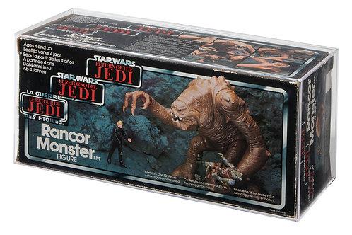 ROTJ TRI-LOGO Rancor Monster Display Case