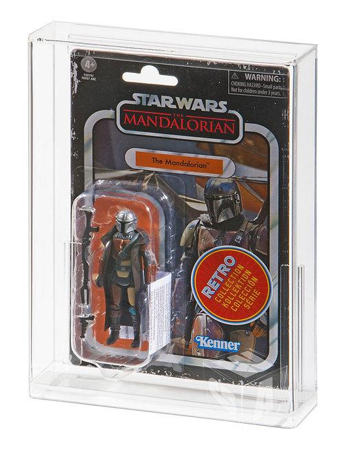 Hasbro Mandalorian Retro Collection Acrylic Display Case