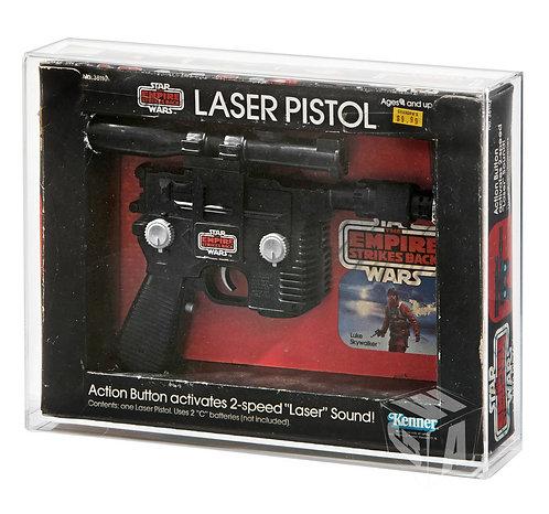 Palitoy/Kenner ESB Han/Luke Blaster Acrylic Display Case