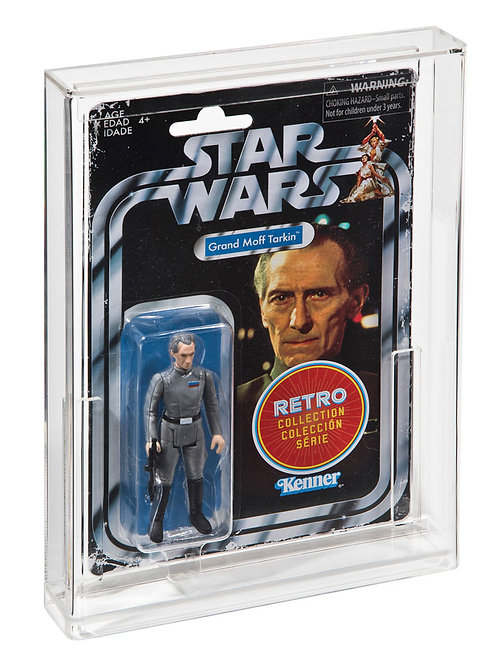Hasbro Star Wars Retro Collection Acrylic Display Case