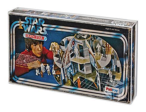 Palitoy Death Star Playset Acrylic Display Case