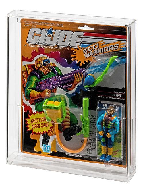 GI-Joe Wide Cardback Acrylic Display Case