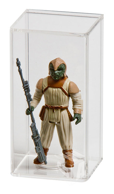 """Loose Action Figure Display Case - Tall & Wide 3 3/4"""""""