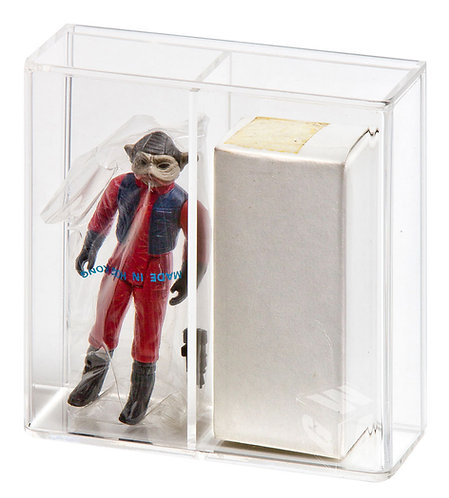 Action Figure and Mailer Box Display Case