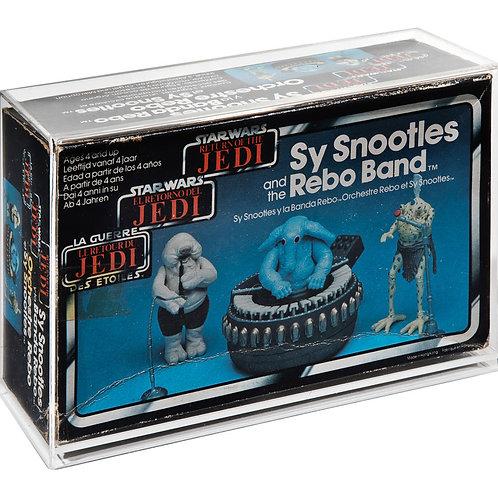 POTF Playpack & Trilogo Rebo Band Display Case