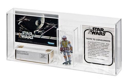 Star Wars Boba Fett Mailer Display Case