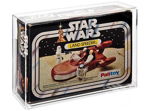 Star Wars Landspeeder Boxed Vehicle Display Case