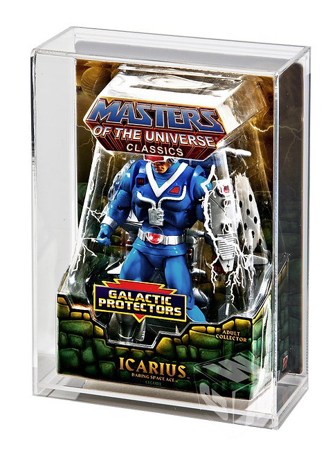 Masters of the Universe Classics Acrylic Display Case