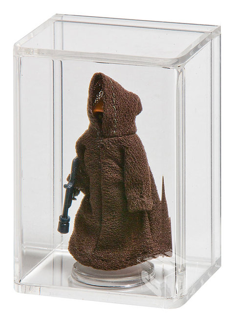 """Loose Action Figure Display Case - Small 3 3/4"""""""
