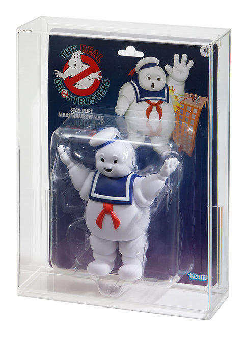 2020 Reissue Real Ghostbusters MOC Display Case