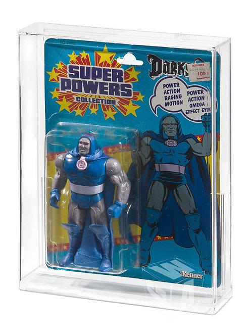 Kenner Super Powers Darkseid MOC Acrylic Display Case