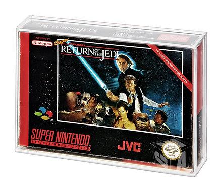 SNES/N64 (PAL/NTSC) Acrylic Display Case