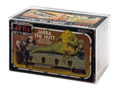 Jabba the Hutt Playset Display Case