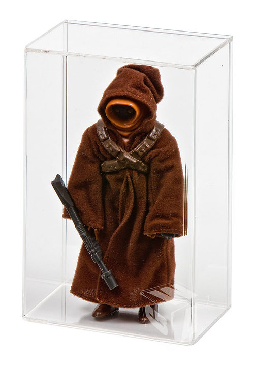 """6""""-8"""" Large Loose Action Figure Doll Display Case"""
