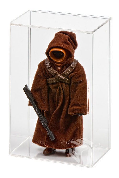 "6""-8"" Large Loose Action Figure Doll Display Case"