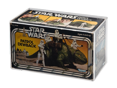 Star Wars & ESB Patrol Dewback Display Case