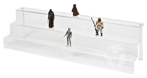 *** PREORDER *** Acrylic Display Steps - Large (3 Steps) IKEA BILLY