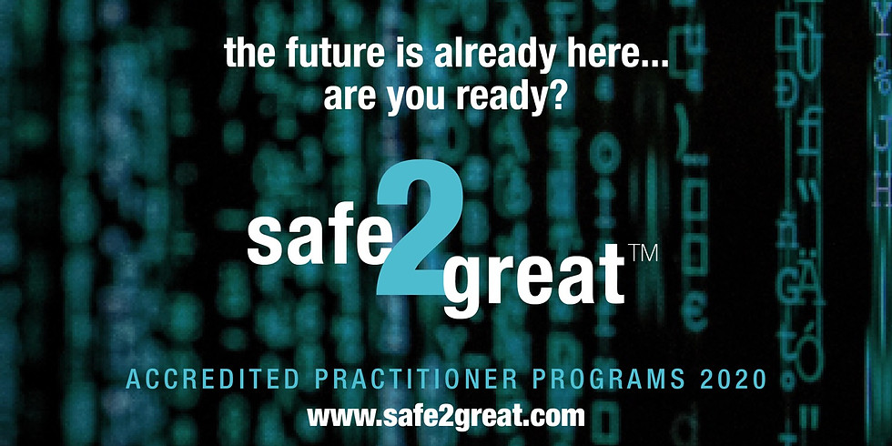 Safe2great Accreditation