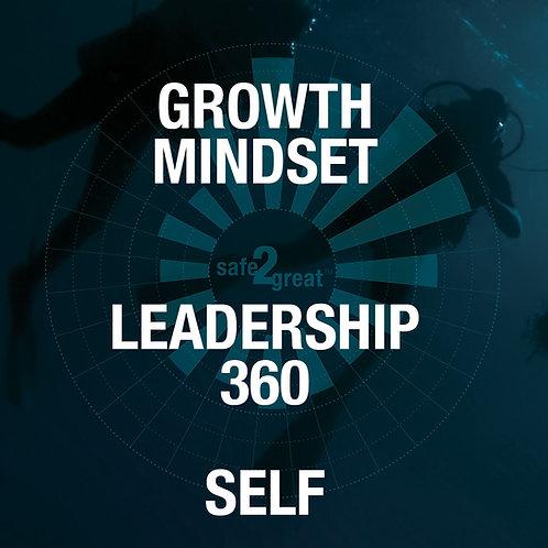 Growth Mindset Leadership 360 - Self Test