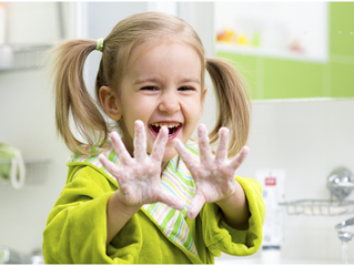 Personal Hygiene Care To Instill in Your Children