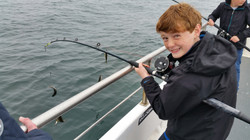 Fishing - on the boat