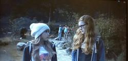 Lauren and Molly