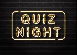 Quiz Night 27th March *NEW DATE*