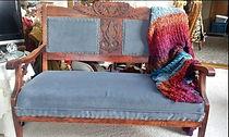 Vintage Bench Rental