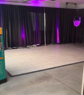 Dancefloor Rental