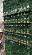Champagne Wall Rental