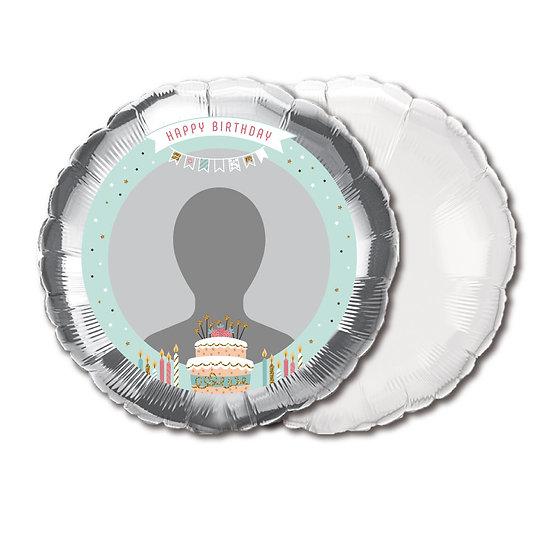 ラウンド36cm / バースデーケーキ