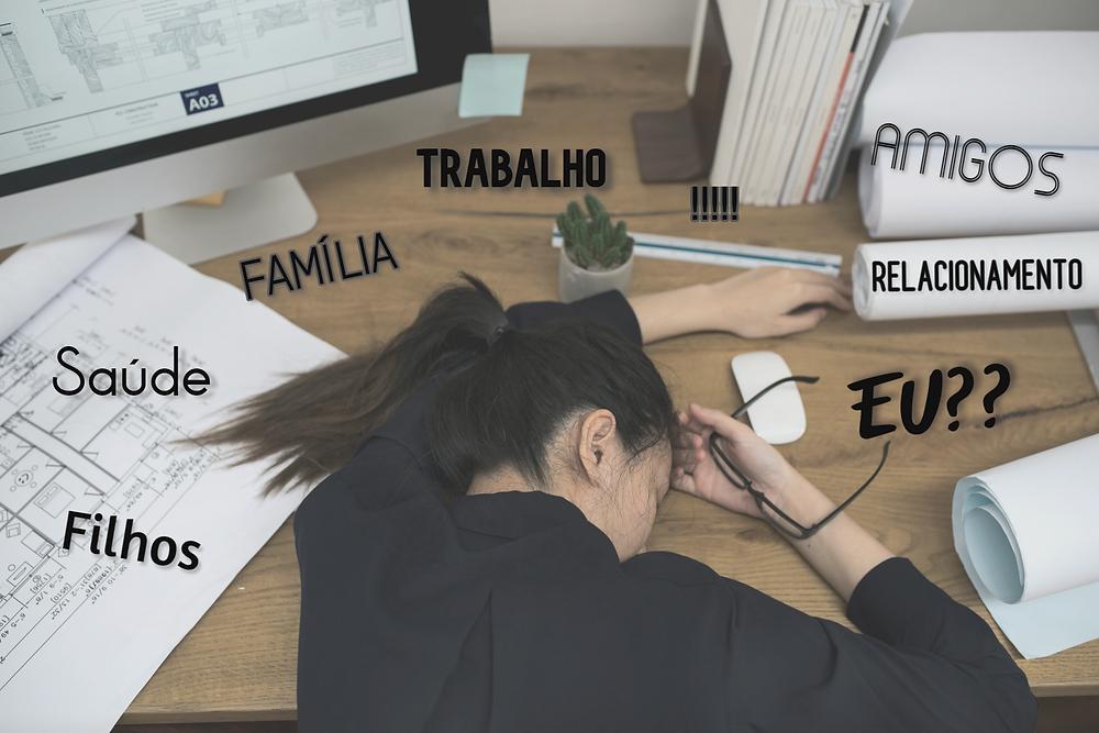 estresse, health coach