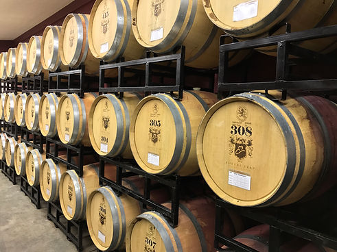 Barrels, Barrels and more..