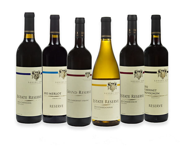 Lovers Leap Reserve Wines